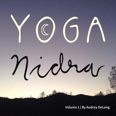 Yoga Nidra CD by Audrey DeLong